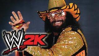 WWE 2K14 DEFEAT THE STREAK EPISODE 1 MACHO MAN RANDY