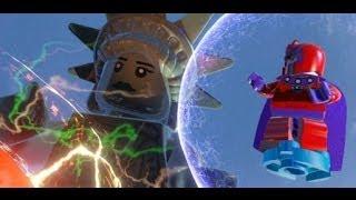 LEGO Marvel Super Heroes 100% Walkthrough Part 11 Taking