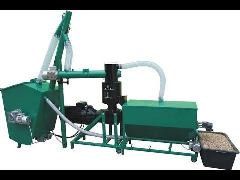 Linie productie peleti MGL400
