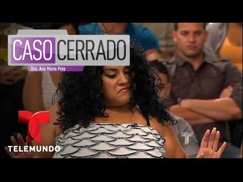 Caso Cerrado Estelar / Caso 482  (1/5)  / Telemundo