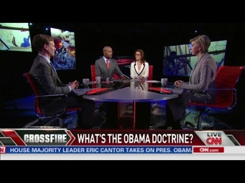 What is Obama's foreign doctrine?