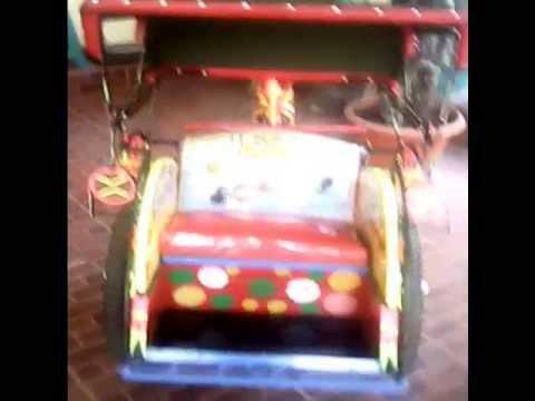 Becak Mini Memen Mainan Favorit Anak Hadiah Ulang Tahun