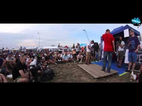 Bitwa o Kemping 2013 - Finał - Edzio vs. Oskier
