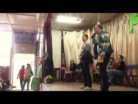 """00024 Фестиваль """"Тавале"""", представление тренеров 75 блока (07.05.2015)"""