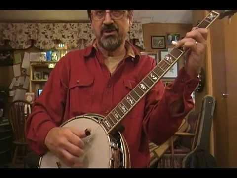 Basic Bluegrass Banjo Chords 1