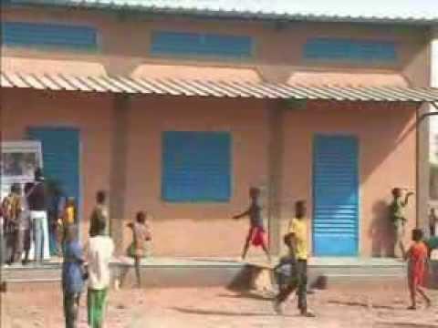 Inauguration École Boulkagou