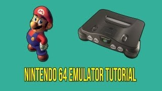 How To Install Nintendo 64 Emulator(Best Tutorial)