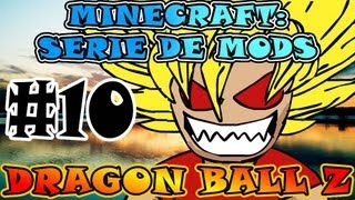 Minecraft DRAGON BALL Z Serie De MODS Ep.#10
