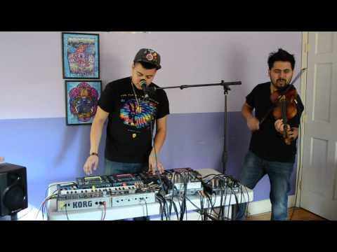 Violin Beatbox Collaboration- David Wong and JFLo