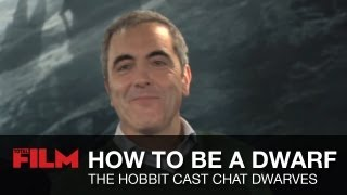 How To Be A Dwarf In The Hobbit: An Unexpected Journey