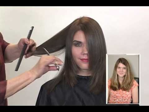Hình ảnh trong video London Hair - Heavy Layering