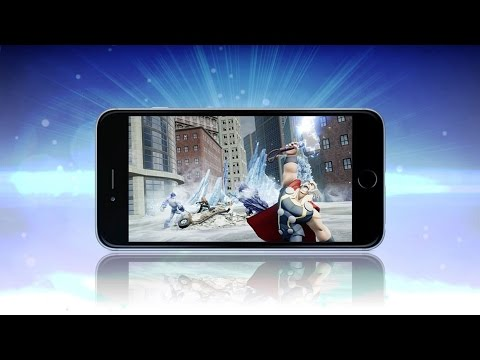 Disney Infinity: Toy Box 2.0 iOS Trailer