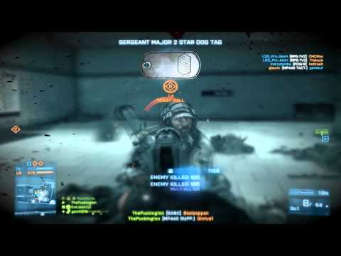 UNBELIEVABLE BATTLEFIELD 3 MOMENT!