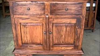 [BATHMARINE.COM Muebles Rusticos y Coloniales Auxiliares Madera:] Video