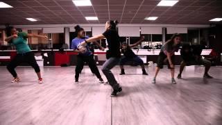 Guillaume Lorentz - Hip Hop Choreo - Kanye West (Blackskin head)