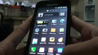 Tutorial Como Tirar Print Screen No Galaxy S PT-BR
