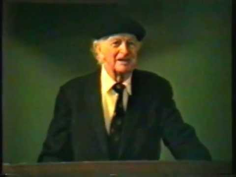 Dr Linus Pauling in 1992 on vitamin C and heart disease