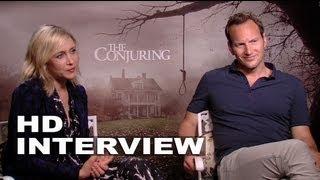 The Conjuring: Vera Farmiga & Patrick Wilson Official