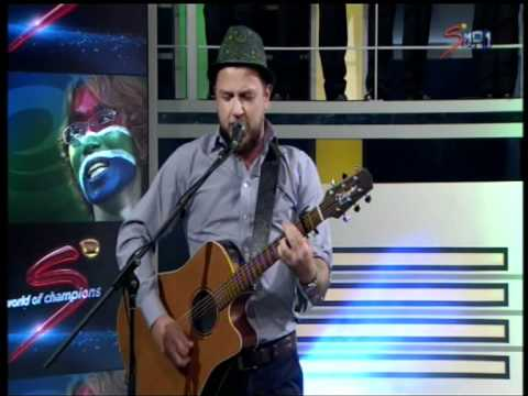 Ard Matthews destroys South African National Anthem in true Ras Dumisani style
