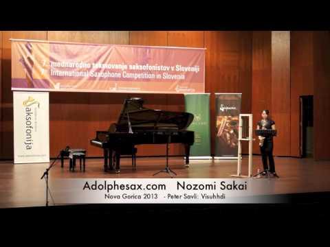 Nozomi Sakai – Nova Gorica 2013 – Peter Savli Visuhhdi