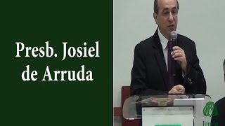 Presb. Josiel de Arruda