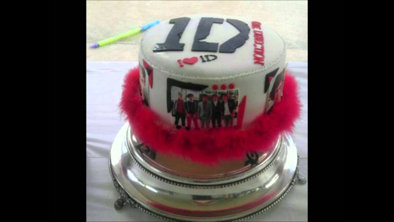 Walmart Bakery One Direction Cakes One direction birthday cakes at ...