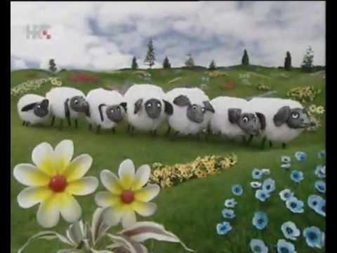 Teletabisi - Farma, ovce (HrtRip)