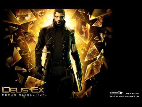 Deus Ex 3 Human Revolution Soundtrack - Adam Jensen's Apartment
