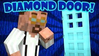 Phim Minecraft Vietsub: Tại sao CỬA bằng KIM CƯƠNG không tồn tại - Minecraft (Mới).