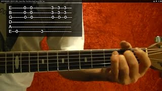 METALLICA FADE TO BLACK ( 2 Of 3 ) How To Play Free