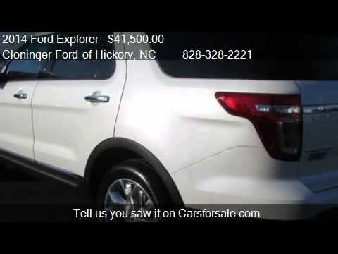 2014 Ford Explorer Limited - for sale in Hickory, NC 28602