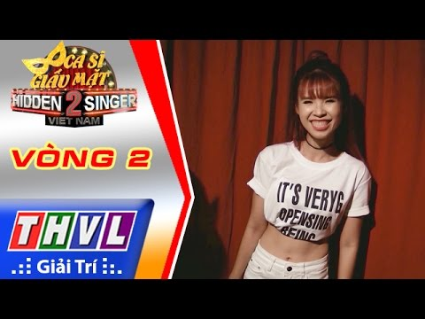 THVL | Ca sĩ giấu mặt 2016 – Tập 1: Khởi My | Vòng 2: Nếu ngày ấy - Khởi My và Top 4 thí sinh