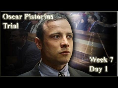 Oscar Pistorius Trial: Monday 5 May 2014, Session 1