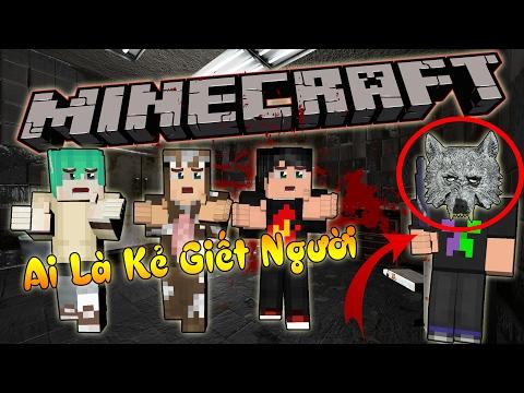 Minecraft Ai Là Kẻ Giết Người - Tập 3: MA SÓI HIỆN THÂN !!!