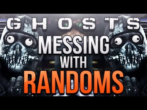 COD Ghosts - Messing with Randoms #2! (Girls, Drunk Bully, Making Friends, & Trolling!)