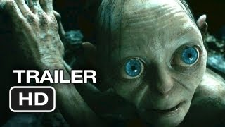 The Hobbit Trailer 2 (2012) Lord Of The Rings Movie HD
