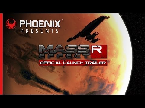 Mass Effect Reborn - Launch Trailer ᴴᴰ