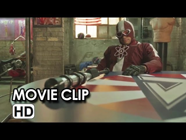 Kick-Ass 2 Recruitment Video - Doctor Gravity (2013) HD