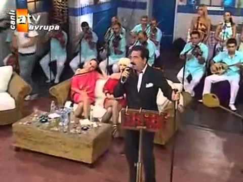 Ibrahim Tatlises - Anam canli (Canli)