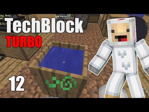 TechBlock Turbo - Čarovná voda - 12 - Nakashi [CZ]