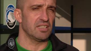 Primavera, l'intervista a Valter Bonacina dopo Atalanta-Genoa 5-1