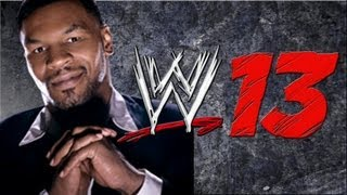 WWE '13 Mike Tyson VS. The Big Show KO Punch Vs. WMD