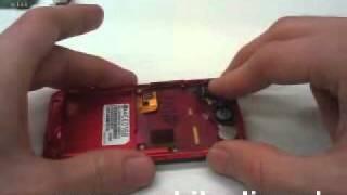 Výmena: LCD Displej, Dotykove Sklo LG KP500 , How To