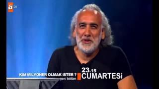 Kim Milyoner Olmak ister 31 mayıs 2014 350. bölüm fragmanı Sinan Çetin