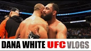 DANA WHITE UFC 172 VLOG DAY 1