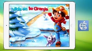VIDA EN LA GRANJA - NIVEL 41 - Ipad Juegos Gratis  - SUSCRIBETE a mi CANAL