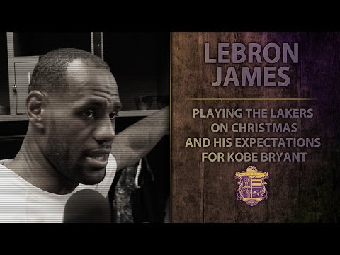 Lakers Vs. Miami Heat 2013: LeBron James Says Christmas Game Isn't As Special Without Kobe Bryant