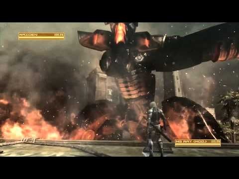 Metal Gear Rising: Revengeance - Boot Camp 2012 Ray Gameplay