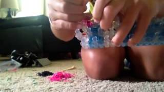 How To Make A Rainbow Loom Fish Tale Braid