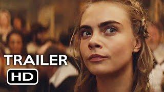 Tulip Fever Official Trailer #1 (2017) Cara Delevingne, Alicia Vikander Drama Movie HD